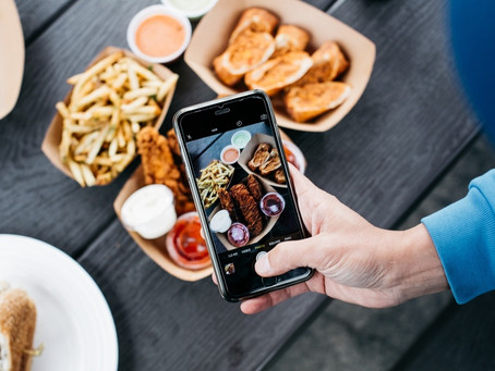New customers for your restaurant through the power of social media