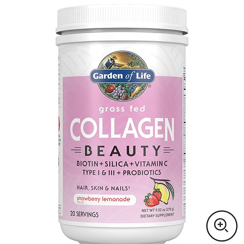 Collagen Beauty Garden of Life (270g)