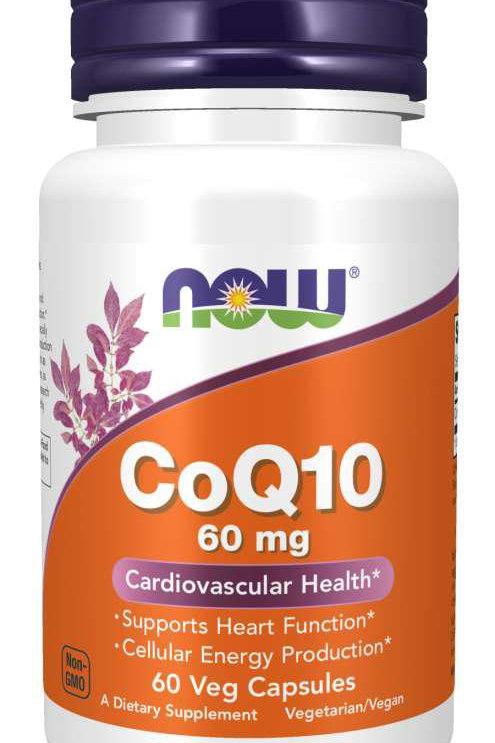 CoQ10 (60mg) - 60 capsules