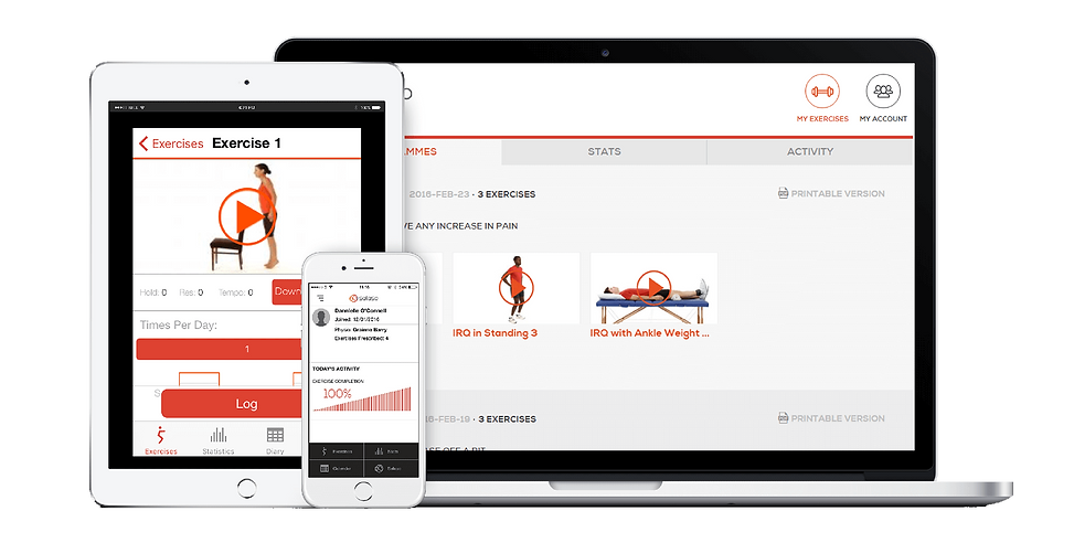 Online Physiotherapy