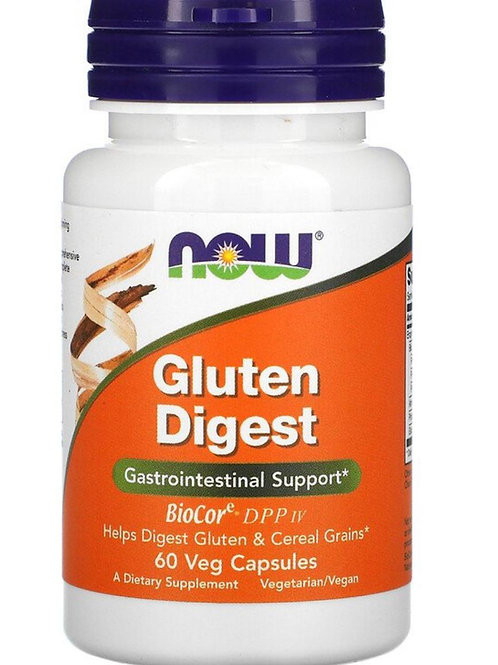 Gluten Digest - Gastrointestinal Support (60 vcaps)