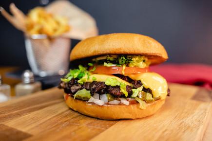 Ultra Smashed Burger