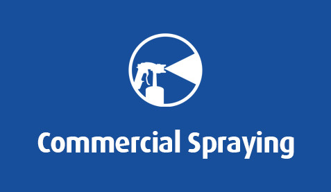 Commercial Spraying
