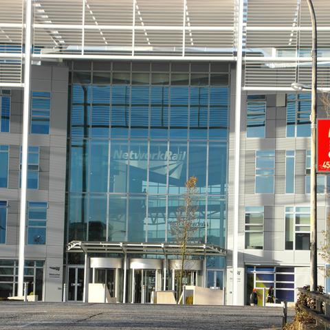 Network Rail UK Headquarters