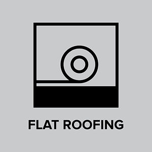 Click flat roofing button