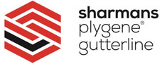 Sharmans plygene gutterline logo