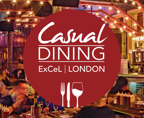 Visit us at the Casual Dining Show