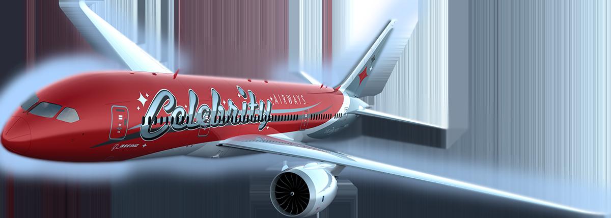 Plane Creative Aircraft Graphics