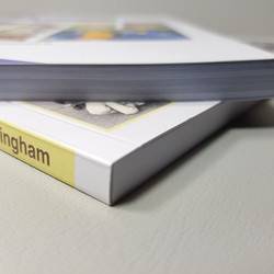 Perfect bound book