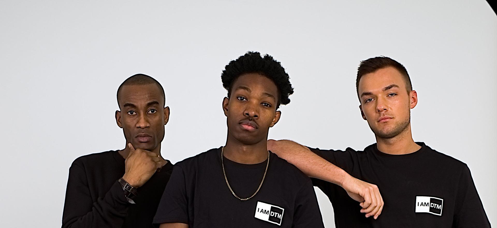 Reg, Bobby & James