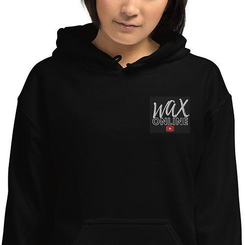 Wax Online - Unisex Hoodie