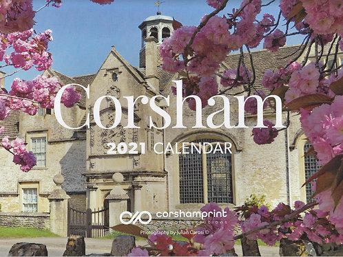 Corsham 2021 Calendar