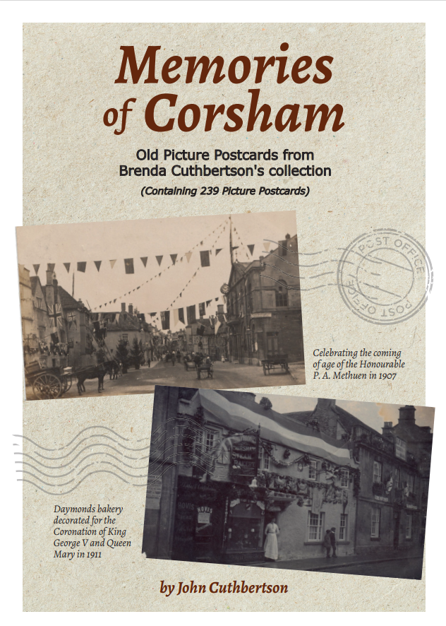 Front Cover of Memories of Corsham