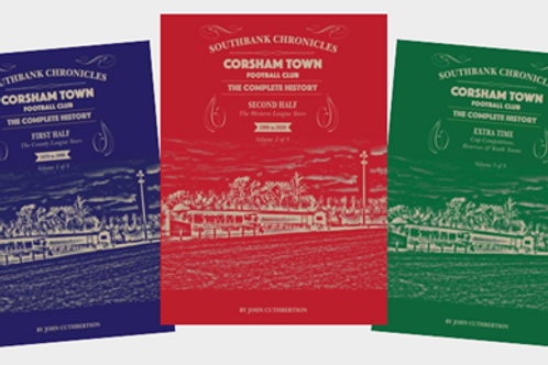 Southbank Chronicles - Complete Set of 3 Books