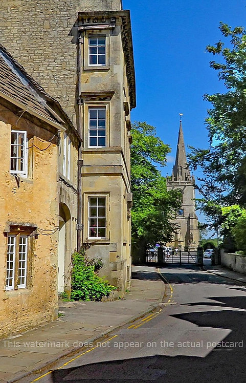 Set A - Complete set of 8 Post Cards - The Corsham Collection 2021