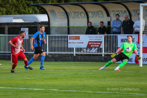 Hallen AFC v Corsham Town