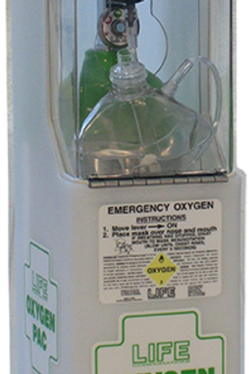 LIFE® OxygenPac: Emergency Oxygen System