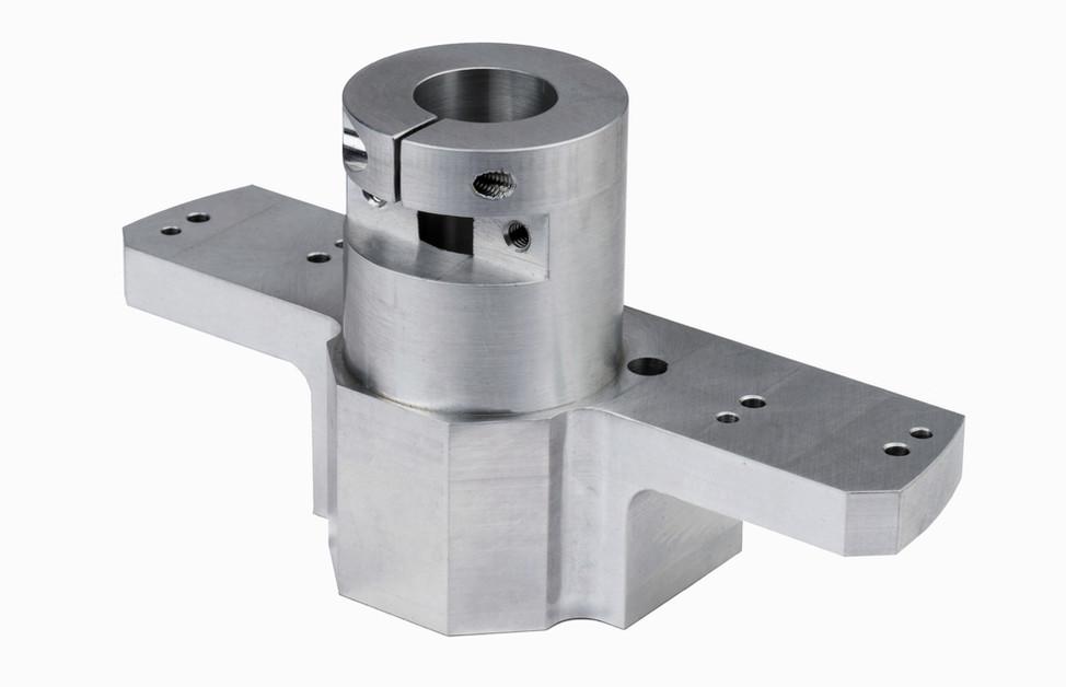 Progressive Machining manufacturers precision metal parts.