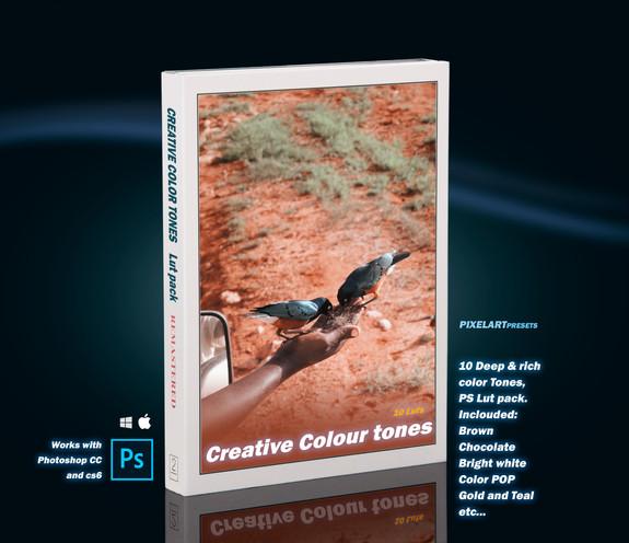 Creative Colour tones LUT pack.jpg