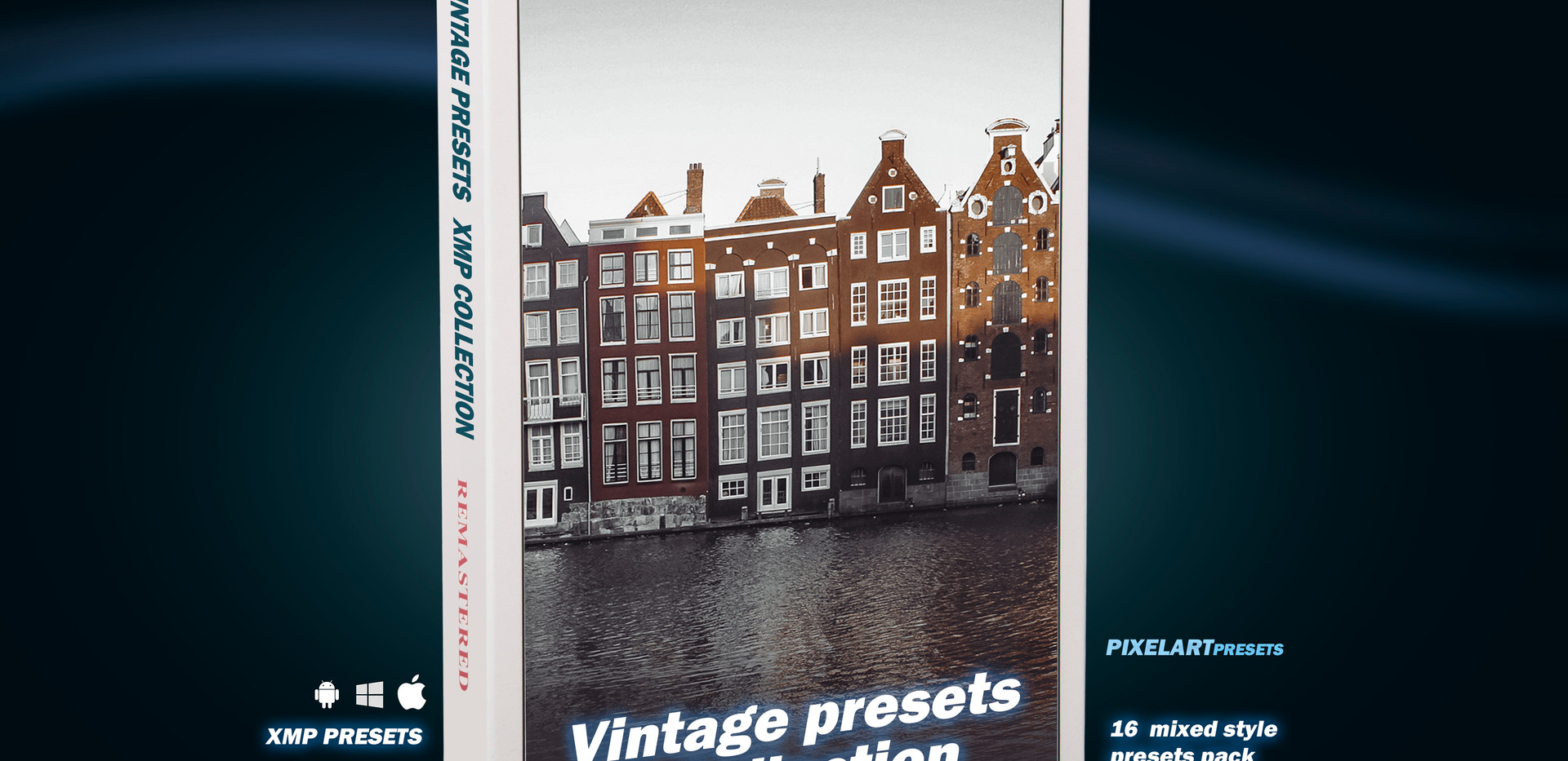 XMP VINTAGE PRESET COLLECTIONjpg