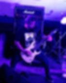 The Sinners Incorporated Guitarist / Chino Cárdenas