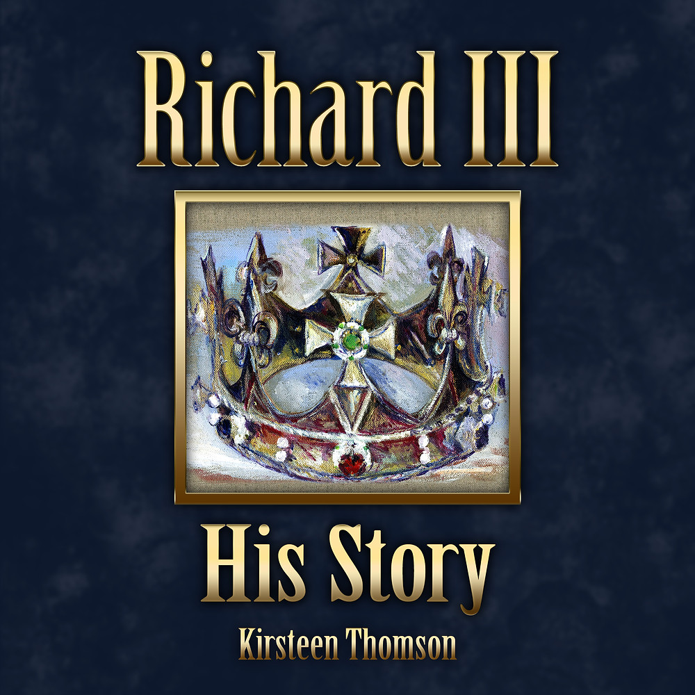 King Richard III's story brought to life by the stunning paintings by artist Kirsteen Thomson, covering the pivotal moments of his life from the cradle to the Cathedral.