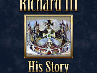 Book launched on the First Year Reburial Anniversary of King Richard III on sale at Amazon.