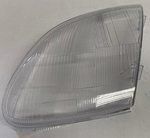A1708260190 SLK R170 Mercedes Scheinwerferglas Lichtscheibe links