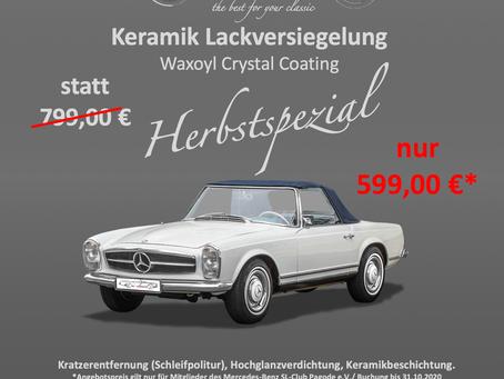 Mercedes-Benz SL-Club Pagode e.V. Herbstspezial