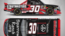 Nexhaul Trailers Teams up with Jeb Burton for Martinsville
