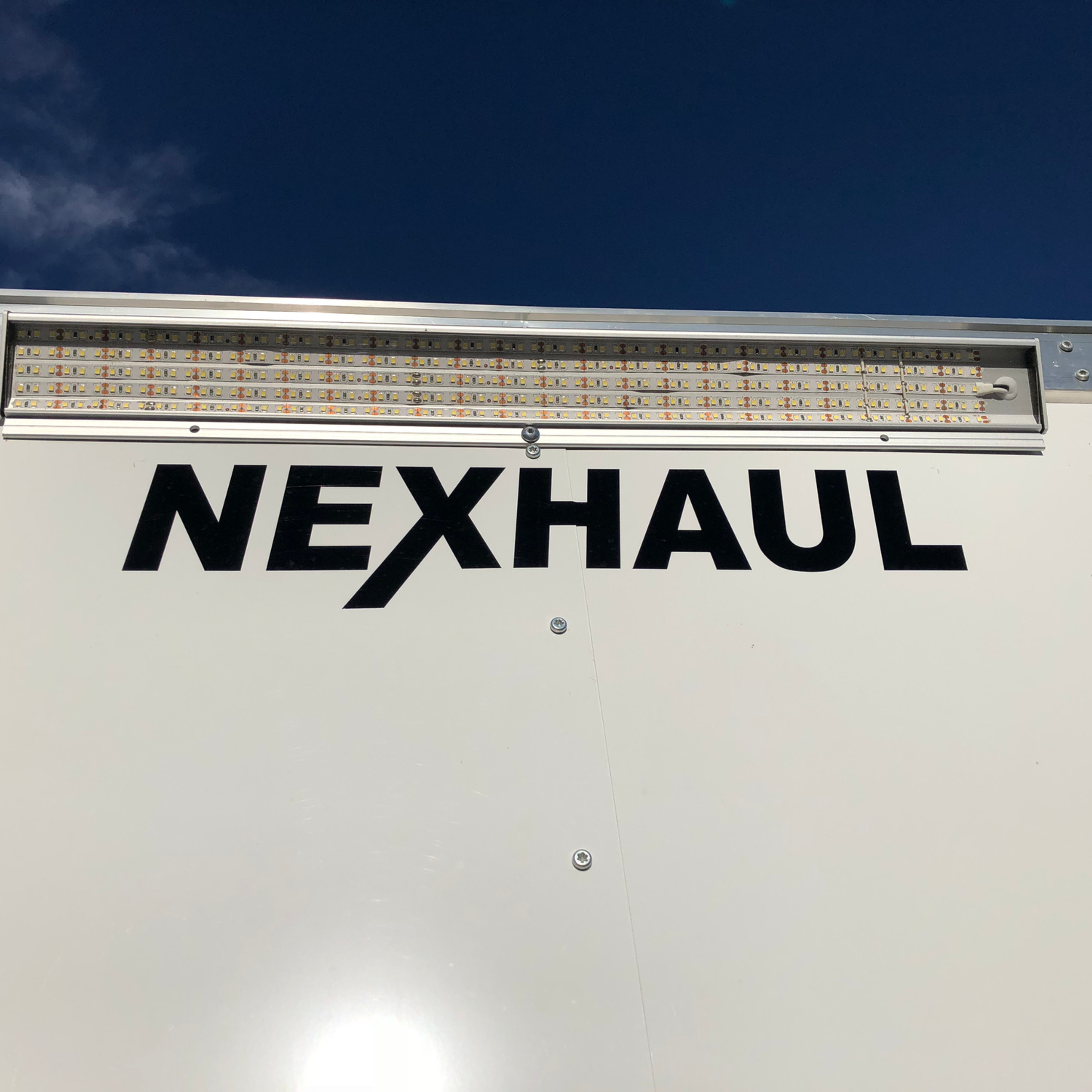 Nexhaul Vending Trailers