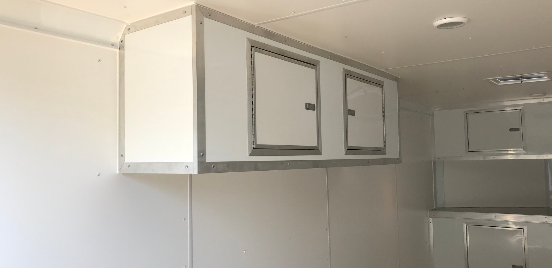 Upper Cabinets