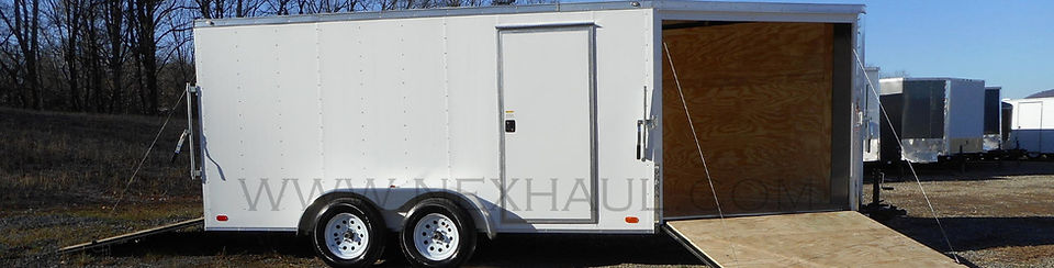Drive in Drive out Trailer