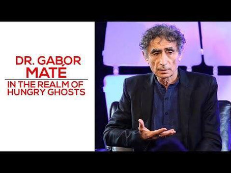 Gabor Maté and The Nature of Addiction (Lecture Summary)