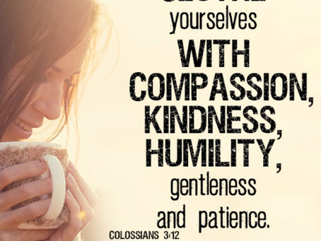 What I Have Learned: The Power of Humility