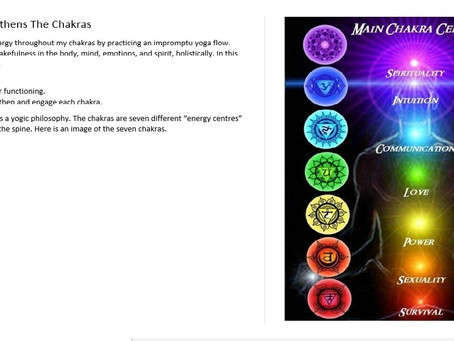 How Yoga Strengthens The Chakras