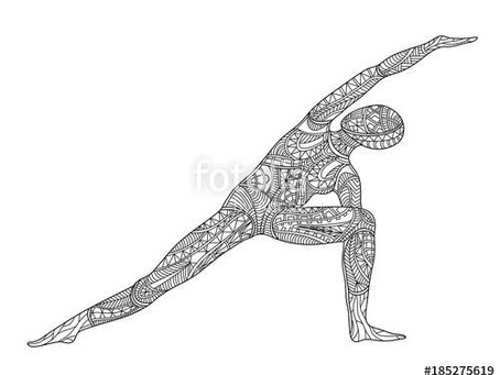 The Yogi's Body is not bound by muscle or bone...