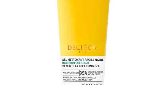 ROSEMARY BLACK CLAY CLEANSING GEL