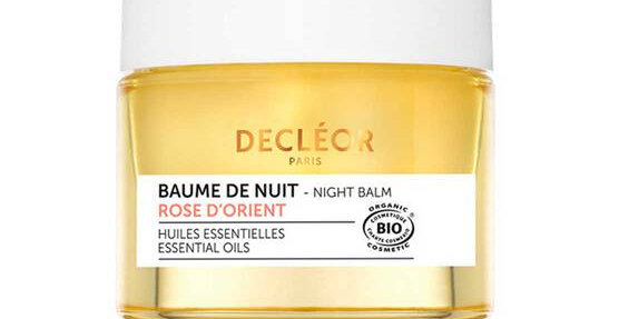 ORGANIC ROSE DAMASCENA SOOTHING NIGHT BALM