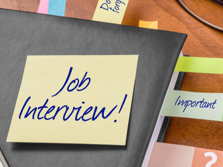 Blog Series: Interview Tricks from People Who Know WHAT WORKS - Steps 3-6