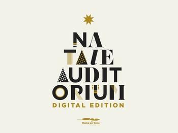 Natale Auditorium 2020 è Digital Edition da 24/12 a 6/1
