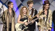 Adesso è ufficiale: i Maneskin rappresenteranno l'Italia all'Eurovision Song Contest