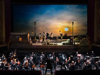 #Reviews Il Tabarro e Il Parlatore eterno al Teatro Filarmonico di Verona