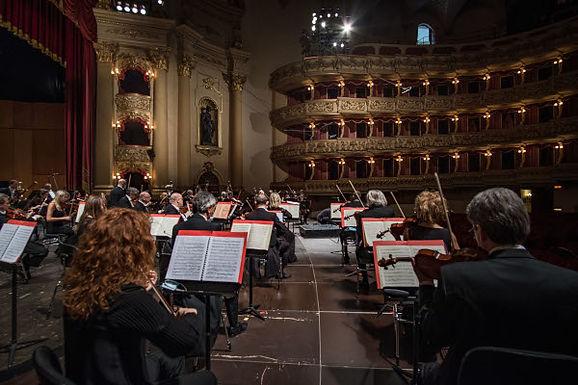 Verona, riprende l'attività del Filarmonico in streaming e tv