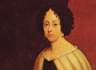 Clavicembalo, clavicordo, arpa e violino. La prima donna laureata amò la musica.
