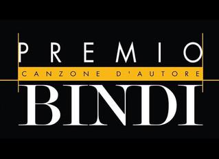 PREMIO BINDI 2020, AL VIA LE ISCRIZIONI AL CONCORSO