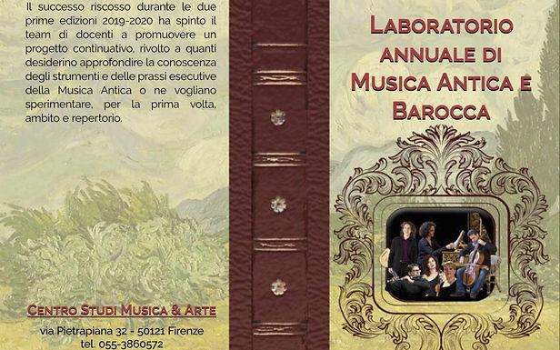 Laboratorio di Musica Antica e Barocca