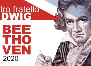 """""""Nostro fratello Ludwig"""": l'omaggio a Beethoven della Fondazione Paolo Grassi nel 250° anniversario"""