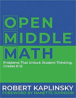 Open Middle Math - Problems That Unlock