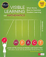 Visible Learning For Mathematics - What